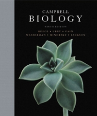 Campbell Biology 9th edition 9780321830302 032183030X