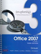 Exploring Microsoft Office 2007 Vol. 1 and MyITLab Student Access Code Card for Office 2007 Package 3rd edition 9780138019983 0138019983