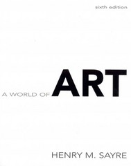 World of Art MyArtsLab Access Code Card Package 6th edition 9780205714438 0205714439