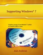 Supporting Windows 7 1st Edition 9781111317072 1111317070