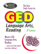 GED Language Arts, Reading 2nd edition 9780738600666 0738600660