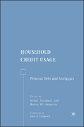 Household Credit Usage 1st edition 9781403983923 1403983925