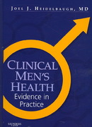 Clinical Men's Health 1st edition 9781416030003 141603000X
