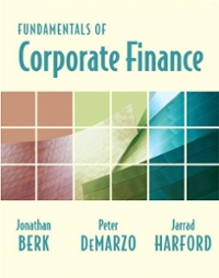 Fundamentals of Corporate Finance 1st edition 9780201741599 0201741598