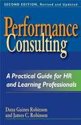 Performance Consulting 2nd Edition 9781576754351 1576754359