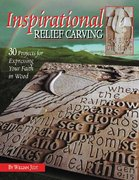 Inspirational Relief Carving 0 9781565232051 1565232054