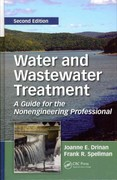 Water and Wastewater Treatment 2nd Edition 9781439854006 1439854009