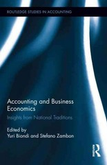 Accounting and Business Economics 1st edition 9780415887021 041588702X