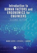 Introduction to Human Factors and Ergonomics for Engineers, Second Edition 2nd Edition 9781466584167 1466584165