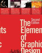 The Elements of Graphic Design 2nd edition 9781581157628 1581157622
