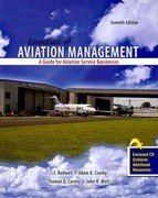 Essentials of Aviation Management 7th Edition 9780757574818 0757574815