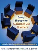 Group Therapy for Substance Use Disorders 1st Edition 9781609180515 1609180518