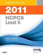 2011 HCPCS Level II Standard Edition 1st edition 9781437716634 1437716636