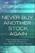 Never Buy Another Stock Again 1st edition 9780137071555 0137071558