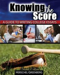 Knowing the Score 2nd Edition 9780757579240 0757579248