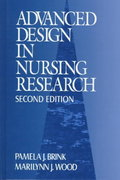 Advanced Design in Nursing Research 2nd edition 9780803958005 0803958005