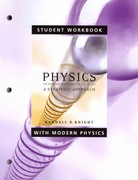 Student Workbook for Physics for Scientists and Engineers 2nd edition 9780321513571 0321513576