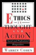 Ethics in Thought and Action 0 9781880157145 1880157144