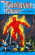 Fantastic Four Visionaries 0 9780785127369 0785127364