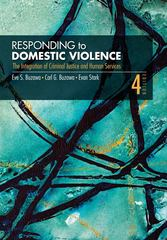 Responding to Domestic Violence 4th Edition 9781412956406 1412956404