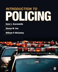 Introduction to Policing 0 9781412975308 1412975301
