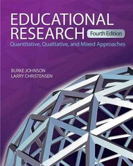 Educational Research 4th Edition 9781412978286 1412978289