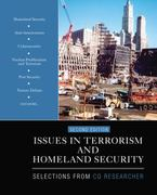 Issues in Terrorism and Homeland Security 2nd edition 9781412992015 141299201X