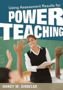 Assessment-Powered Teaching 1st Edition 9781412992084 1412992087