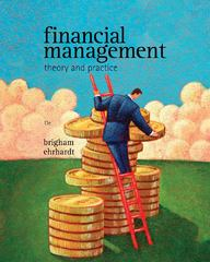 Financial Management 13th Edition 9781439078105 1439078106
