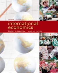 International Economics 2nd edition 9781429231183 1429231181