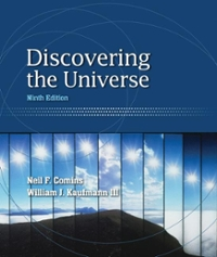 Discovering the Universe 9th Edition 9781429255202 142925520X