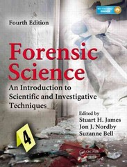 Forensic Science 4th edition 9781439853832 1439853835