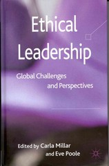 Ethical Leadership 0 9780230275461 023027546X