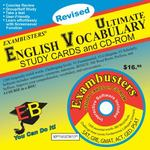 Exambusters Ultimate English Vocabulary 0 9781576333402 157633340X
