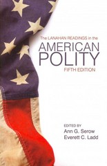 The Lanahan Readings in the American Polity 5th Edition 9781930398160 1930398166