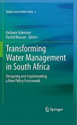 Transforming Water Management in South Africa 1st edition 9789048193660 9048193664