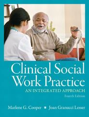 Clinical Social Work Practice 4th edition 9780205787289 0205787282