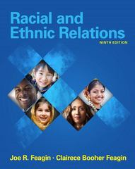 Racial and Ethnic Relations 9th edition 9780205790777 0205790771