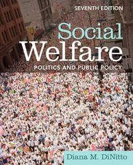 Social Welfare 7th edition 9780205793846 0205793843