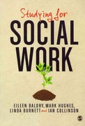 Studying for Social Work 0 9781848601253 1848601255