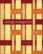 Strategic Management 11th edition 9780077243210 0077243218