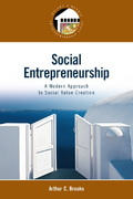 Social Entrepreneurship 1st Edition 9780132330763 0132330768