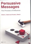 Persuasive Messages 1st Edition 9781405158213 1405158212