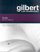 Gilbert Law Summaries on Trusts 13th edition 9780314181121 0314181121