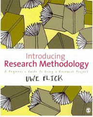Introducing Research Methodology 1st Edition 9781849207812 184920781X
