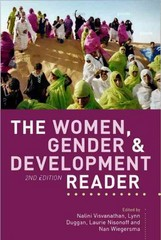 The Women, Gender and Development Reader 2nd Edition 9781848135871 1848135874