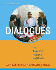 Dialogues 7th Edition 9780205788453 0205788459