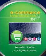 E-Commerce 2011 7th edition 9780136091196 0136091199