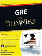 GRE For Dummies 7th Edition 9780470889268 0470889268