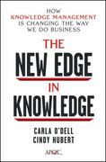 The New Edge in Knowledge 1st Edition 9780470917398 0470917393